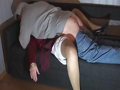 Pantyhose Sex with my GF 4 porn tube video