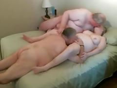 Fat Kim and Her 2 Lovers porn tube video