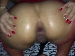 Perfect big ass gape porn tube video