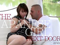 Tiger & Tom in The Japanese Girl Next Door - Danejones porn tube video