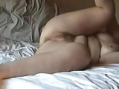 Danish Wife in bed with friend again tube porn video