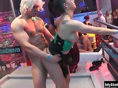 Naughty orgy session featuring delicious playgirls