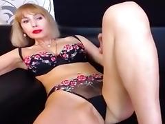 Webcam, Amateur, Blonde, Masturbation, Solo, Webcam