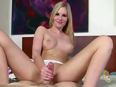 Do you feel my hand all over your cock? porn tube video
