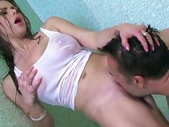 Wet beauty spins inches of hungry dick in extreme hardcore mode porn tube video