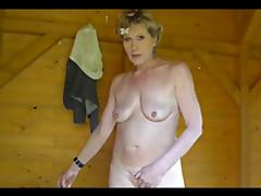 A Granny out there porn tube video