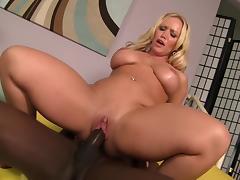 Blonde, Anal, Big Tits, Blonde, Interracial, Penis