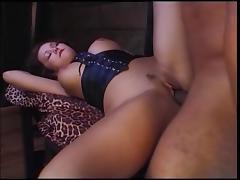 Busty danish wife Aya fetish fantasy