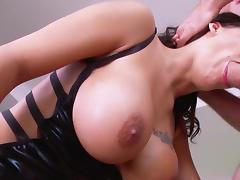 Peta Jensen gets a big dick to play with in complete porn scenes
