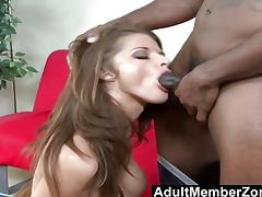 Joslyn James takes on this huge dick