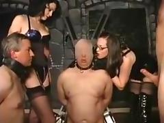 Dominating to bi porn tube video
