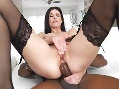 Big Cock, Anal, Big Cock, Big Tits, Boobs, Interracial