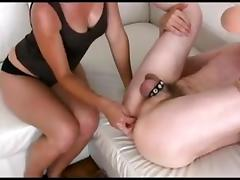 Anal Fisting cum in mouth porn tube video