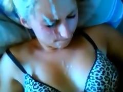 amazing facual cumshots porn tube video