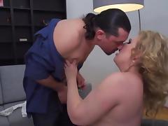Hot mature fuck... porn tube video