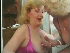 Granny Lesbian, Granny, Lesbian, Mature, Old, Peeing