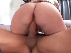 Exotic pornstar Kerra Dawson in hottest brunette, big tits adult clip