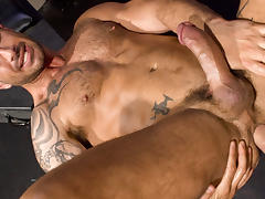Scott Tanner & Adam Killian in Muscle And Ink, Scene #04
