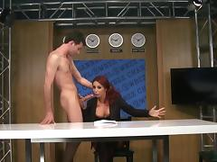Anal sex on live cam with superb Monique Alexander porn tube video