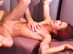 Petite Waitress Fucked By Customer porn tube video