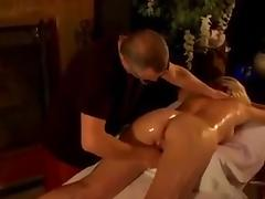 Pleasure massage lesson