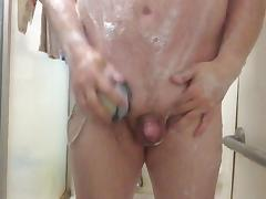 Thought I'd upload a vid of me showering. tube porn video
