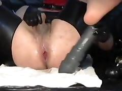 Big dildoplay part 2 porn tube video
