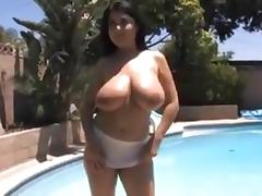 Assfucking, Anal, Assfucking, Brunette, POV, Big Natural Tits