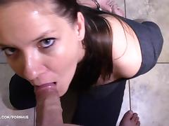 Choking, Amateur, Blowjob, Choking, Deepthroat, Gagging