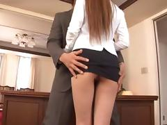 Sweet Oriental honey Shouko Akiyama simply loves being fucked hard porn tube video