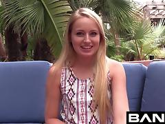 BANG Real Teens: Super Tight Scarlett Sage