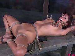 Bound, Adorable, Babe, BDSM, Bondage, Bound