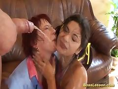 Boss, Anal, Ass Licking, Boss, Office, Rimjob