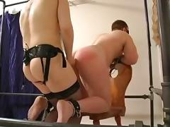 Best pornstar Miss Lain in crazy dildos/toys, tattoos sex movie porn tube video
