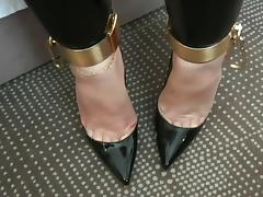 Abused Shoes at Clips4sale.com
