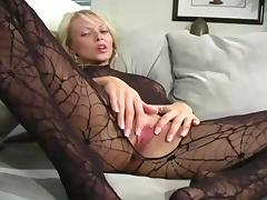 Jana Cova Plays with Her Juicy Pussy