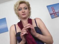 Hot milf and her younger lover 423