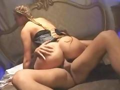 Hottest pornstar Monica Sweetheart in incredible gaping, blonde xxx movie porn tube video