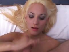 Argentinian Blonde