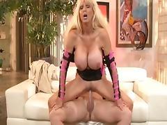 Crazy pornstar Tia Gunn in amazing big tits, cumshots sex movie