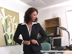 Big Cock, Big Cock, Boss, Office, Penis, Lady