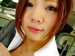 Iroha Kawashima in Cute office lady Iroha Kawashima just hired and immediately used up - AviDolz