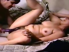 Exotic Amateur video with Masturbation, Toys scenes