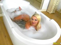 Sienna's lover is called Renato and he always bangs her in the bathtub
