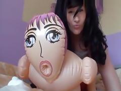 Hardcore Sex Barbie