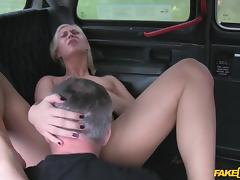 Linda - FakeTaxi porn tube video