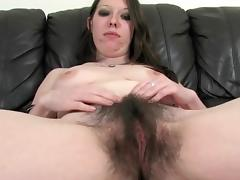 Laufy hairy pussy 3 porn tube video