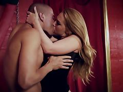 Blonde with hot ass screaming while her anal is feasted hardcore porn tube video