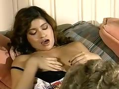 Vintage Hairy Pussy, Blowjob, Couple, Fingering, Fucking, Hairy
