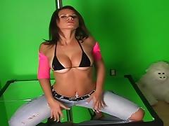 Girl Caught on Webcam - Part 51 tube porn video